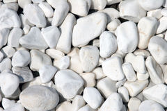 White Stones Stock Images
