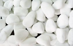White stones Stock Photography