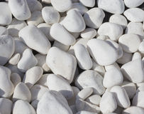 White stones Royalty Free Stock Photo
