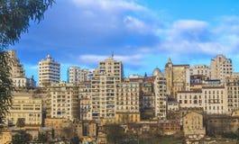 Constantine. The city of Constantine in Algeria Stock Image
