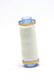 White string spool Royalty Free Stock Images
