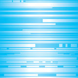 White strip in blue background Stock Image