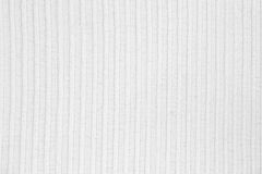 White striped fabric texture Royalty Free Stock Images