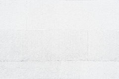 White striped wall texture background Royalty Free Stock Images