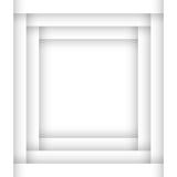 White Stripes Background. 3d Vector White Stripes Background Royalty Free Stock Photos