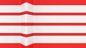 White stripes Royalty Free Stock Photos
