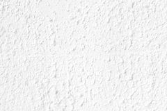 White stucco wall background Royalty Free Stock Photography