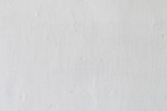 White stucco wall background. Close up Royalty Free Stock Photography