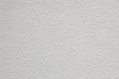 White stucco wall. Stock Photography