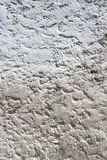 White Stucco Wall Background Stock Photo