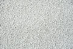 White stucco wall Stock Images