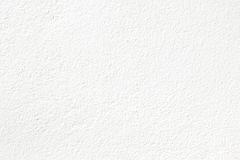 White Stucco Wall Royalty Free Stock Photography