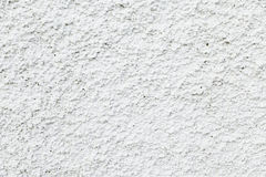 White stuccoed  facade texture background Royalty Free Stock Image