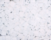 White styrofoam Royalty Free Stock Photo