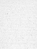 White styrofoam plank background Royalty Free Stock Photo