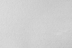 White styrofoam texture closeup background. Stock Photo