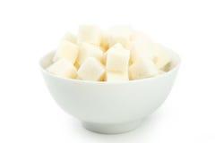 White sugar Royalty Free Stock Image