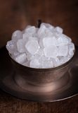 White sugar candies Stock Photos