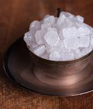 White sugar candies Royalty Free Stock Photos