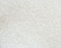 White sugar close up Stock Images