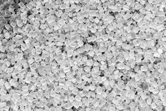 White sugar top view background. Royalty Free Stock Photography