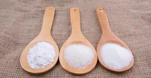 White Sugar Variety II Stock Photos
