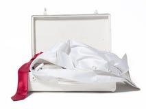 White Suitcase