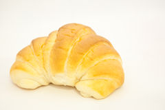 White sweet breadroll Royalty Free Stock Photos