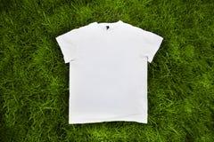 White t-shirt Royalty Free Stock Image