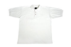 White t shirt Royalty Free Stock Photos