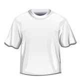 White T- Shirt Man Royalty Free Stock Photography