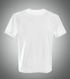 White t-shirts Stock Photo