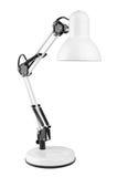 White table lamp Royalty Free Stock Photo