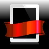 White tablet Stock Photos