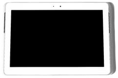 White Tablet isolated Stock Photos