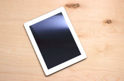 White tablet Royalty Free Stock Image