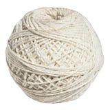 White tangle of thread Royalty Free Stock Photos