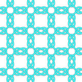 White tangled knots on white Royalty Free Stock Image