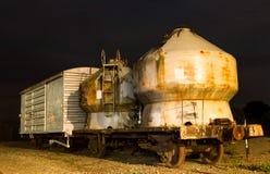 White Tanker Stock Photos