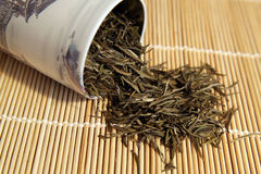 White tea Royalty Free Stock Photos
