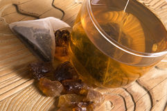 White tea Royalty Free Stock Photography