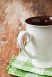 White tea cup Royalty Free Stock Photo