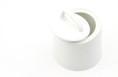 White teapot Royalty Free Stock Photography