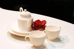 White teapot Royalty Free Stock Photo
