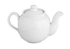 Free White Teapot Royalty Free Stock Image - 24123226
