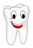 White teeth vector illustration