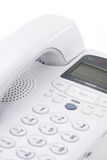 White telephone Stock Photos