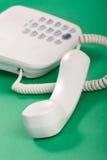 White telephone Stock Photos