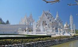 White Temple Stock Image