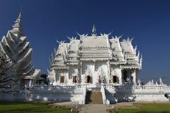 The white temple Royalty Free Stock Photos